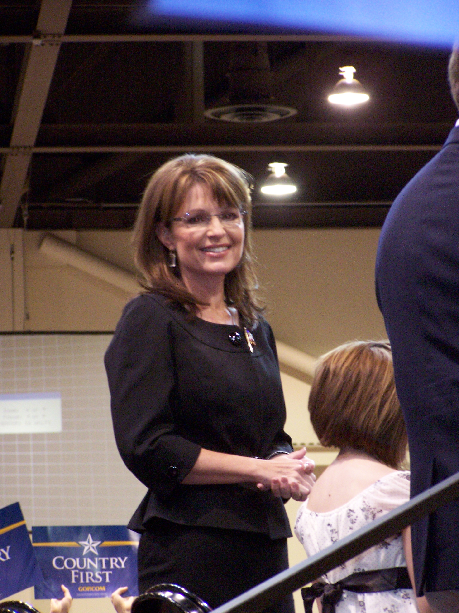 Sarah Palin in Reno
