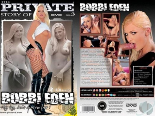 The Private Story Of Bobbi Eden