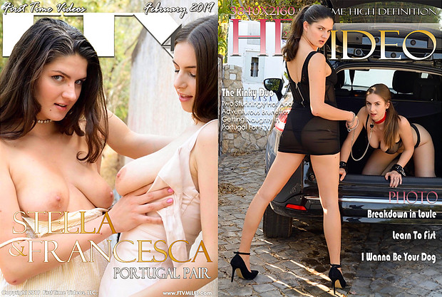 005a75c2a9e9ffa967fe11e2b5ff0258 - Stella and Francesca (Portugal Pair - The Kinky Duo) 2019