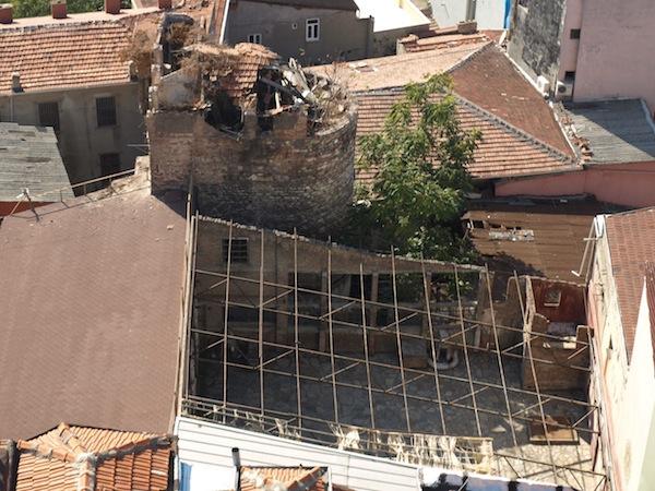 Dächer von Galata