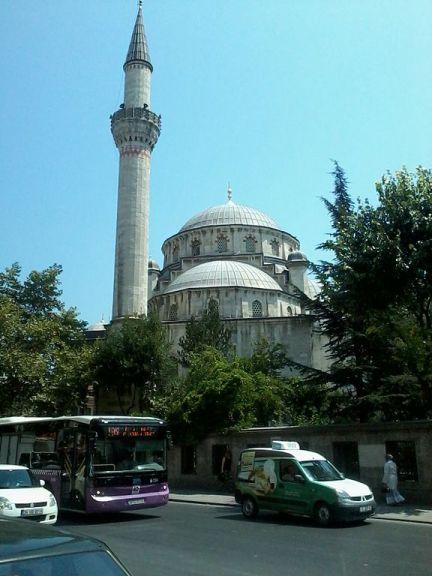 Sisli District Of Istanbul