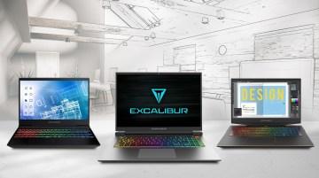 Güç ve performans arayışındaki profesyonellerin tercihi Excalibur laptoplar