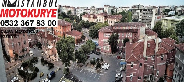 Çapa Motorlu Kurye, İstanbulmotokurye.com