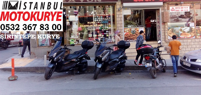 Şirintepe Kurye, istanbulmotokurye.com