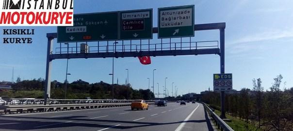 Kısıklı Kurye, istanbulmotokurye.com