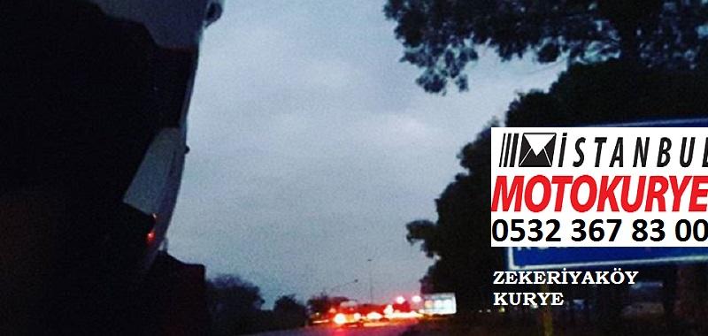 Zekeriyaköy Kurye, İstanbulmotokurye.com