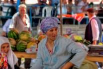 market of Ayvacik, Ayvacik pazarı, Ayvacık-Çanakkale, pentax k10d