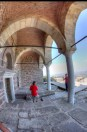 Murad-ı Hüdevandigar Camii, Muradi Hudevandigar Mosque, Assos-Behramkale, Canakkale, pentax kx, by ozgur ozkok