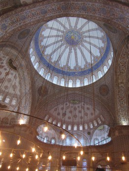 Blue Mosque, Istanbul, by Eleka Rugam-Rebane