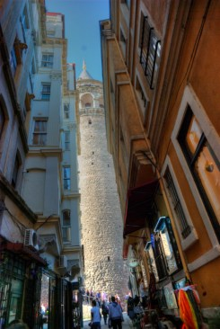 Galata kulesi, Galata tower, Istanbul, pentax k10d, by ozgur ozkok
