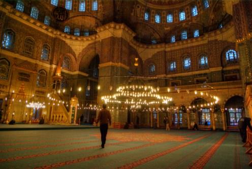 Istanbul-Eminönü, Yeni Camii, New Mosque, pentax k10d, by ozgur ozkok