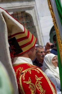 Mehter gösterisi, Mehter show, Fatih Camii, photos by ozgur ozkok, pentax k5