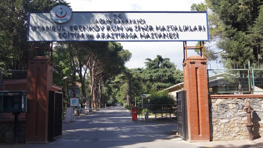 Erenköy Ruh ve Sinir Hastalıkları Eğitim ve Araştırma Hastanesi'ne Nasıl Gidilir?