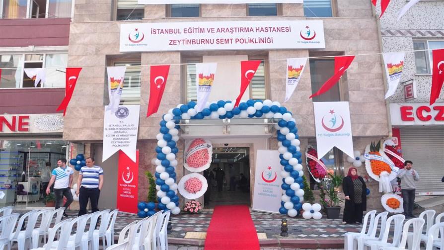 İstanbul Eğitim ve Araştırma Hastanesi Zeytinburnu Polikliniği'ne Nasıl Gidilir