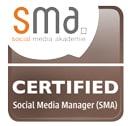 SMA Kompetenzsiegel Social Media Manager