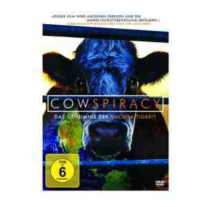 Cowspiracy Titel. Foto: polyband