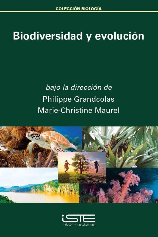Libro Biodiversidad y evolución - Philippe Grandcolas y Marie-Christine Maurel