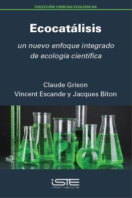 Libro Ecocatálisis - Claude Grison, Vincent Escande, Jacques Biton
