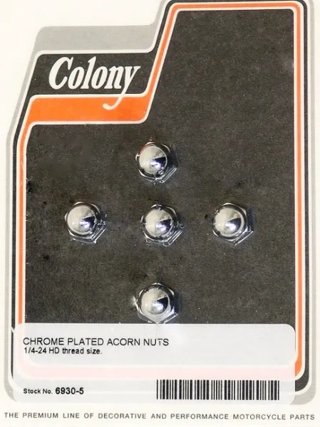 Bolts Acorn Allen Nut And
