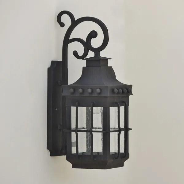 7109 1 spanish style outdoor lighting fixture