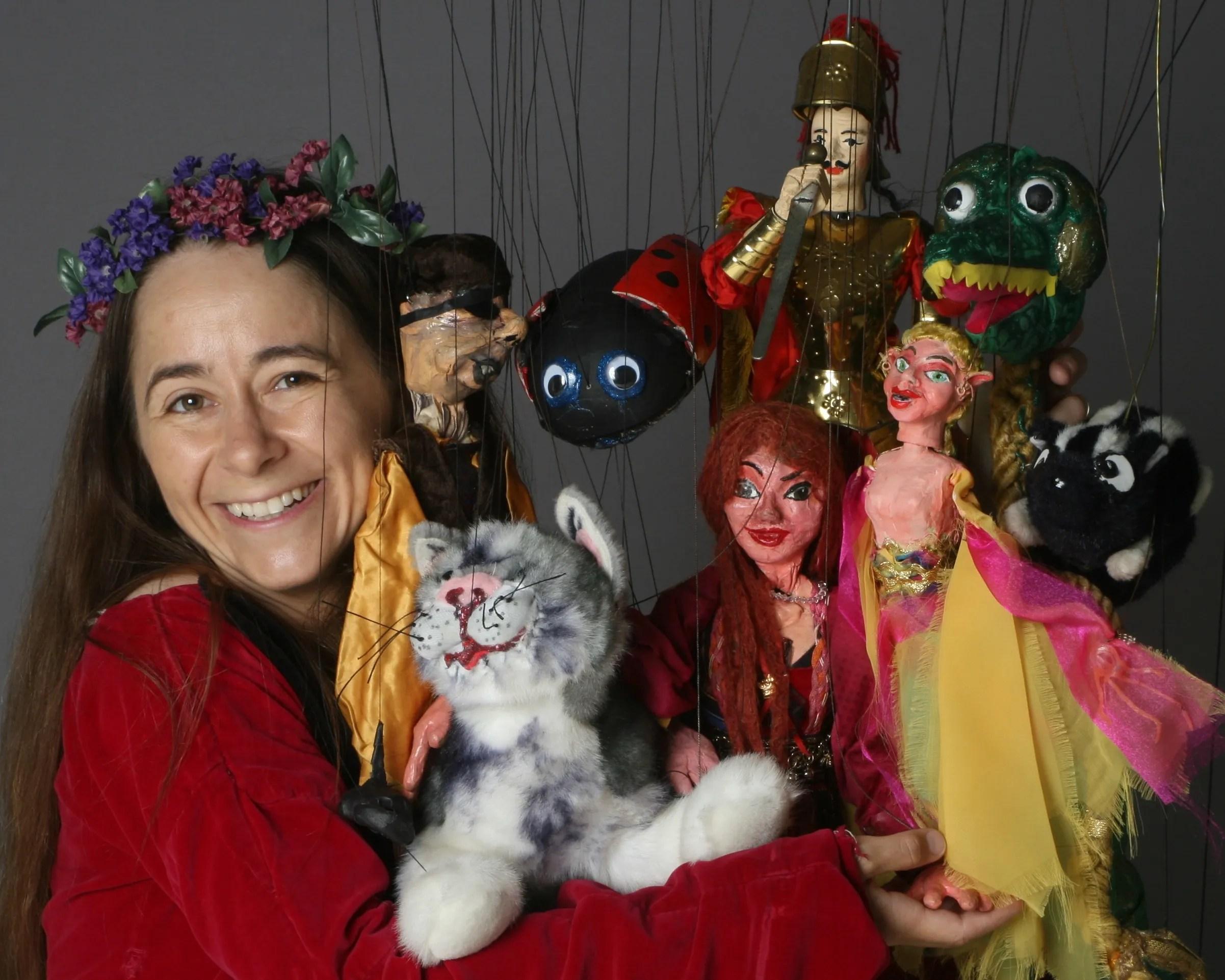 Rosalita S Puppets Puppet Shows Kids Entertainment Puppet