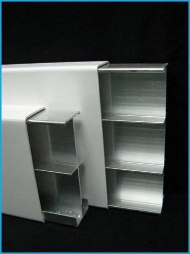 Aluminum Pergola Beam Inserts Lexington Deck Supplies