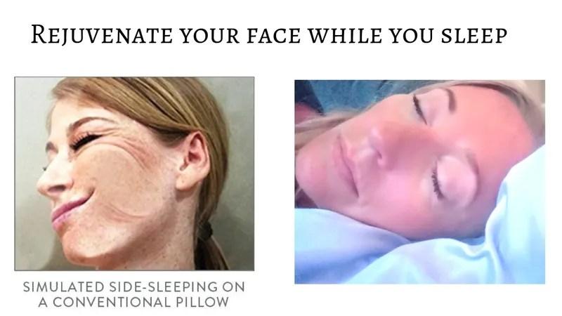 sleep wrinkle pillow love skinfood