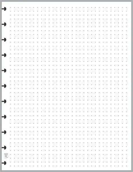 3 8 5 Grid 11 8 X Paper
