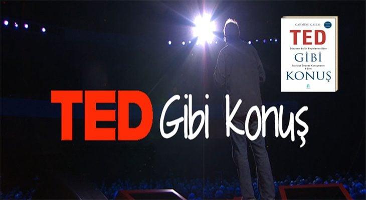 TED GİBİ KONUŞ