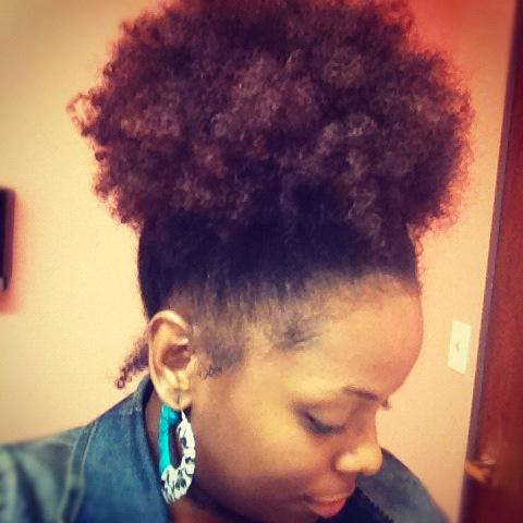 IsthatYourHair Learningembracingloving Amp Showing Off