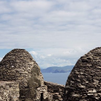 Beehive Huts of Skellig Michael