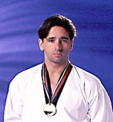 Herb Perez  - Olympic Gold Medalist in Taekwondo - 1992 Olympics in Barcelona