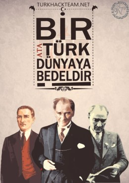 Bir Türk Dünyaya Bedeldir