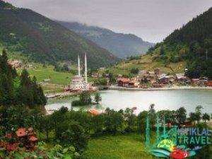 بحيرة اوزونجول تركيا
