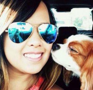 dallas ebola patient nina pham and dog