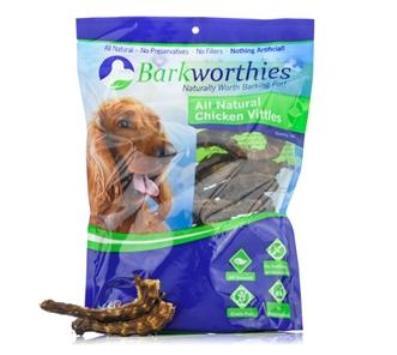 barkworthies chicken vittles recall