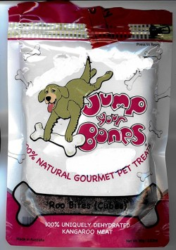 jump your bones roo bites dog treats recall