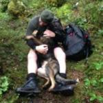 Police Dog Missing for 7 Days Reunites with His Handler and…Awww (VIDEO)