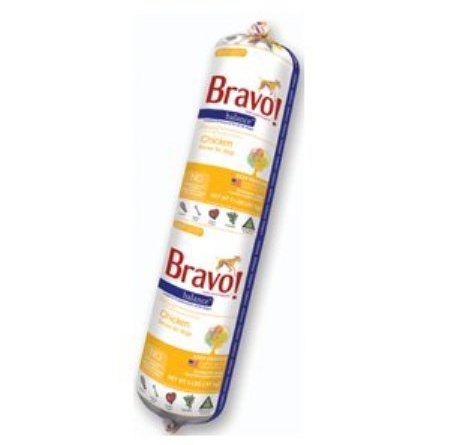 Bravo Blend Chicken Diet pet food recall