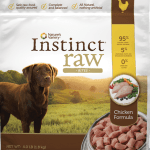 RECALL ALERT: Instinct Raw Chicken Formula for Dogs