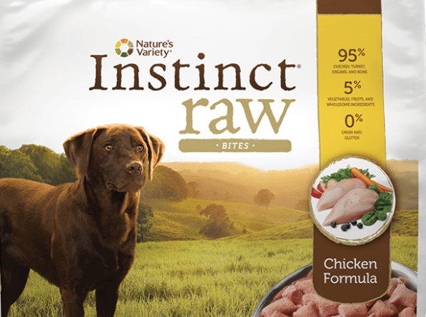 Instinct Raw Chicken Formula recall