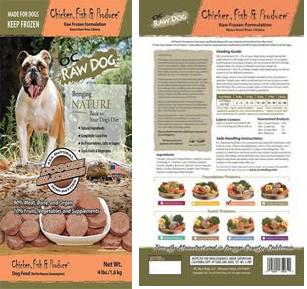 OC Raw Dog 4-lb recall