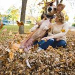 LOL: Dachshund Photobombs Engagement Photo
