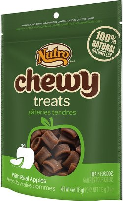 Nutro Chewy Treats recall