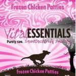 RECALL ALERT: Vital Essentials Frozen Chicken Patties for Dogs