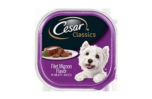 Cesar Classics Filet Mignon recall