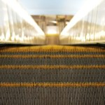 A Very Scary Reason Why You Shouldn't Take Your Dog on an Escalator