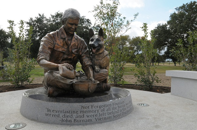 US Military Working Dogs National Monument