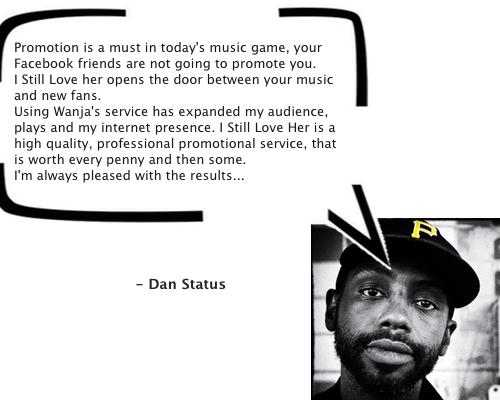 Hip Hop Promotion - I Still Love H E R  PR Agency