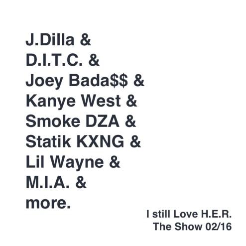 I still love H.E.R. - The Show 02:16